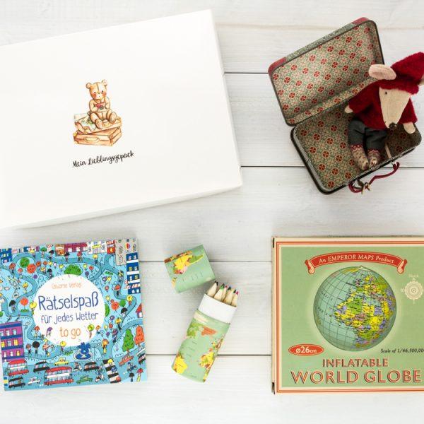Box für kleine Weltentdecker
